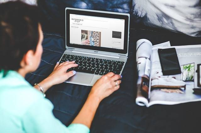 Technology Laptop Woman - Free photo on Pixabay (204228)