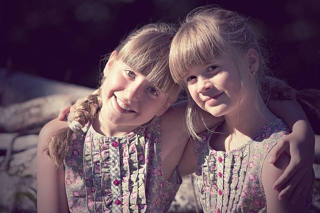 Children Girl Brothers And Sisters - Free photo on Pixabay (205436)