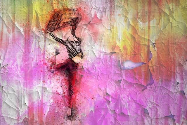 Woman Girl Dancer - Free image on Pixabay (206073)