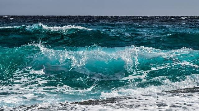Wave Water Surf - Free photo on Pixabay (206590)