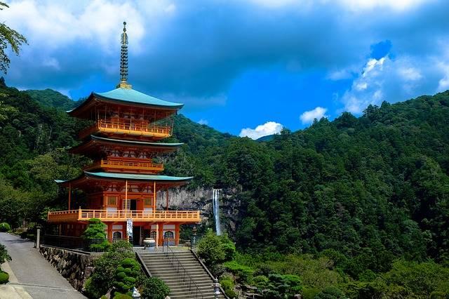 Temple Japan Japanese - Free photo on Pixabay (208837)