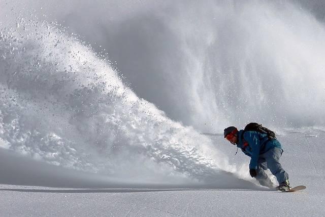 Snowboarder Snowboarding Snowboard - Free photo on Pixabay (208847)