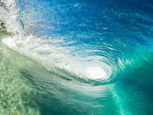 Beach Wave Ocean - Free photo on Pixabay (209331)