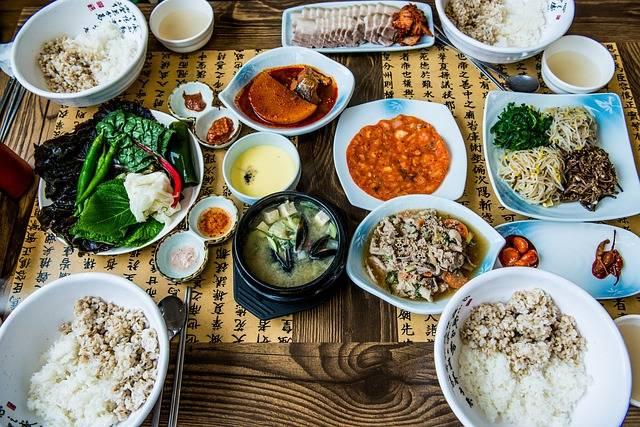 Aluminous Dining Food - Free photo on Pixabay (209660)