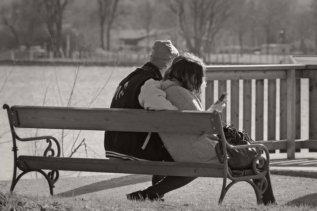 Pair Love Romantic - Free photo on Pixabay (209705)