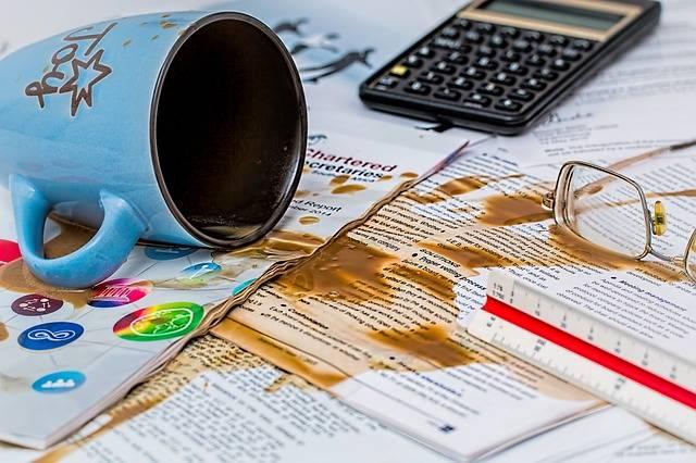 Mistake Spill Slip-Up - Free photo on Pixabay (209979)