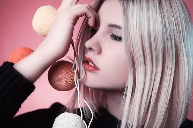 Girl Model Pink - Free photo on Pixabay (210166)