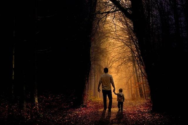 Father Son Walk - Free photo on Pixabay (211625)