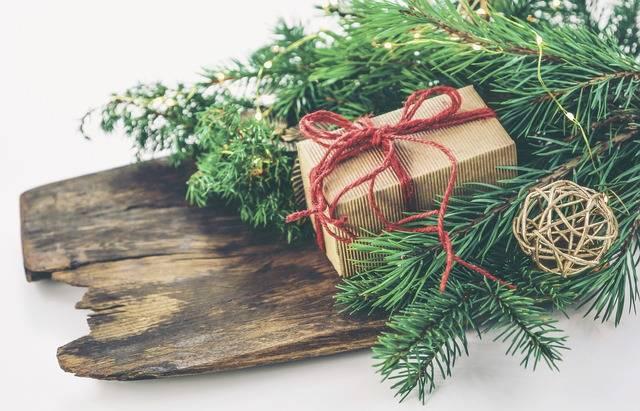 Christmas Gift Decoration - Free photo on Pixabay (212418)