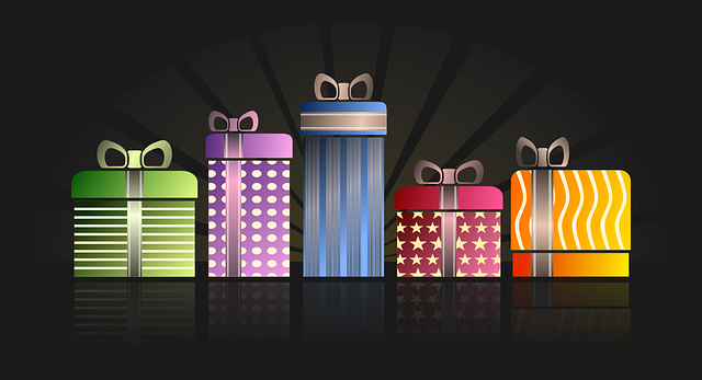 Presents Gifts Birthday - Free vector graphic on Pixabay (212444)