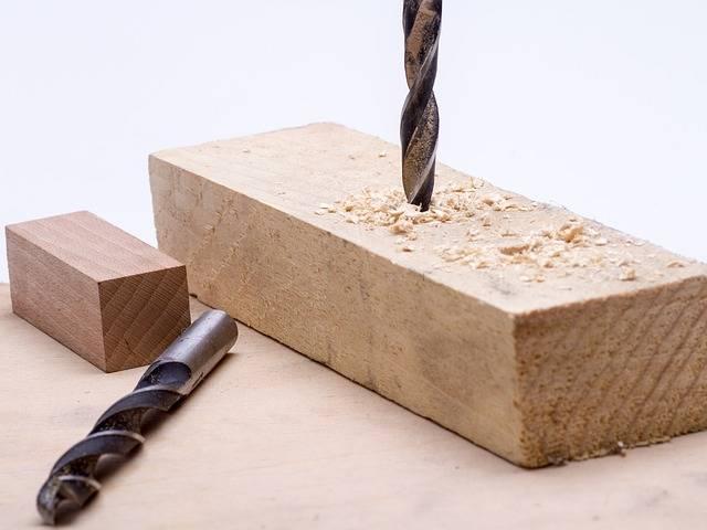 Craft Wood Drilling - Free photo on Pixabay (212877)