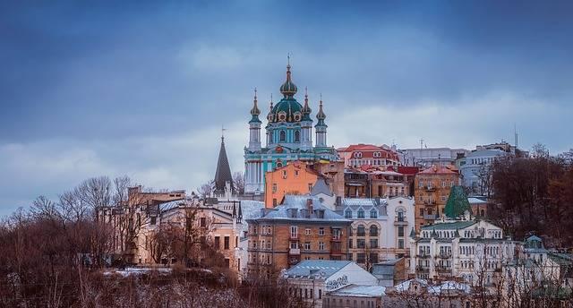 Kiev Ukraine City - Free photo on Pixabay (213071)
