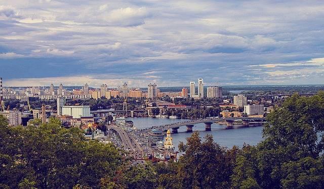 Ukraine Kiev Panorama - Free photo on Pixabay (213089)