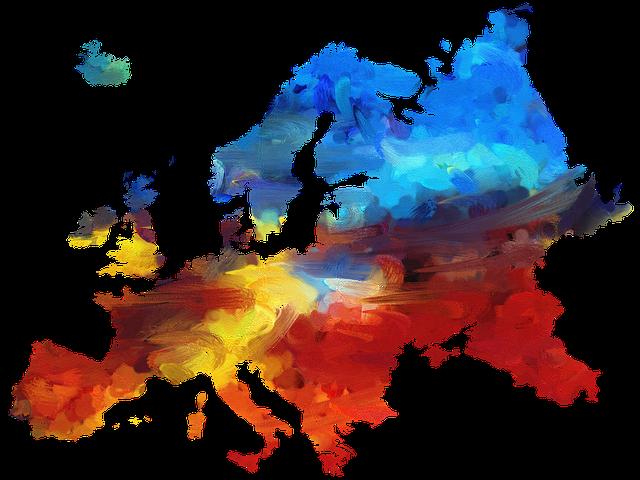 Europe Continent World - Free image on Pixabay (213094)