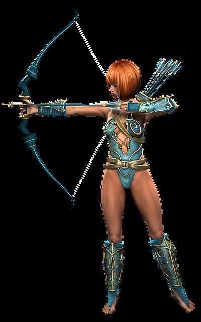 Amazone Woman Warrior - Free image on Pixabay (215950)