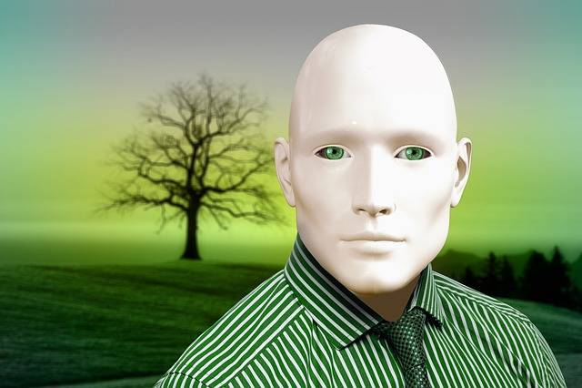 Cyborg Environment Tree - Free image on Pixabay (216513)