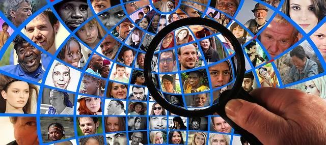Magnifying Glass Human Head - Free image on Pixabay (217094)