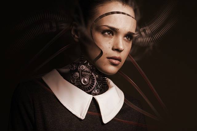 Robot Woman Face - Free photo on Pixabay (218568)