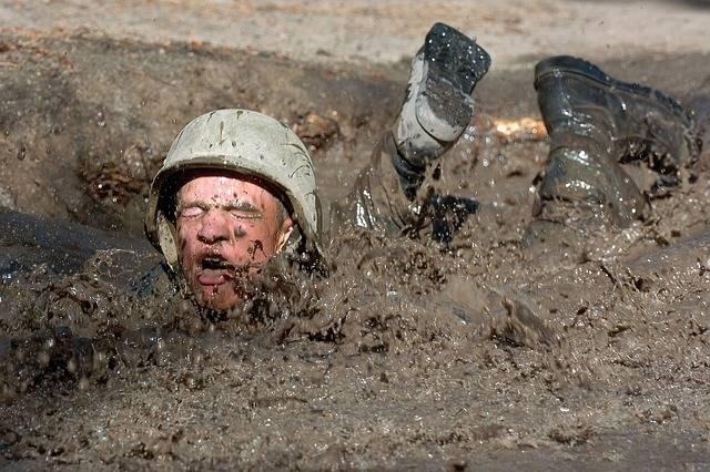 Crawl Mud Obstacle - Free photo on Pixabay (220331)