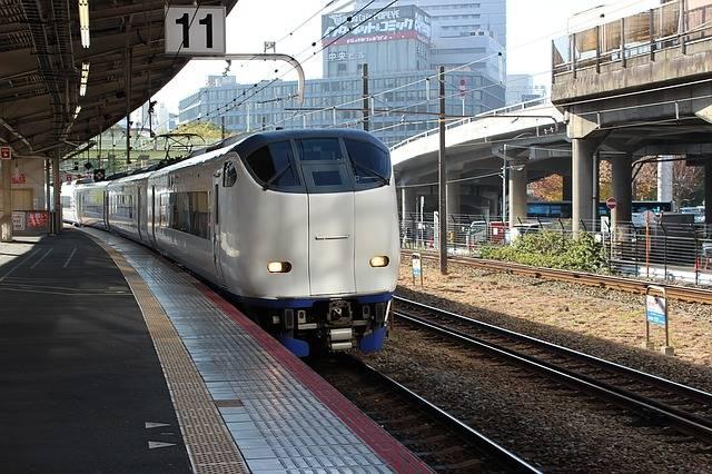 Jr West Shin-Osaka Haruka 281 - Free photo on Pixabay (222291)