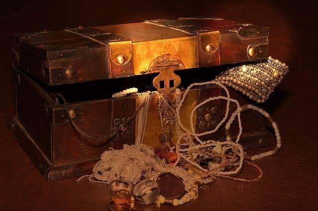 Treasure Chest Jewellery - Free photo on Pixabay (223137)
