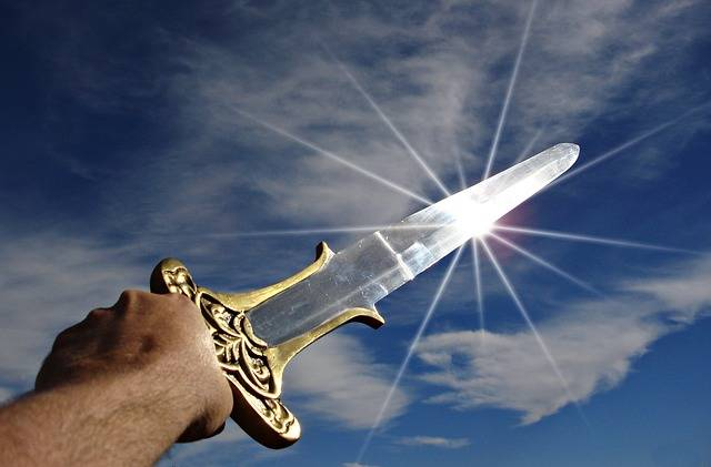 Sword Victory Triumph - Free photo on Pixabay (223541)