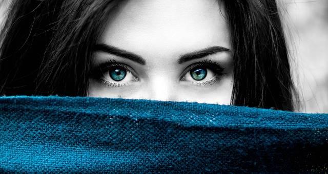 Woman Blue Eyes - Free photo on Pixabay (225154)