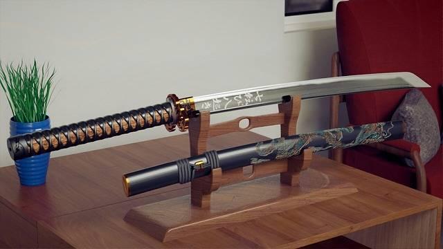Katana Japan Samurai - Free photo on Pixabay (225262)