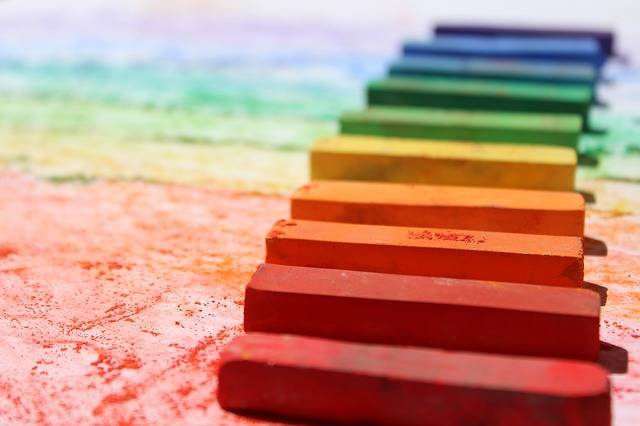 Crayon Pastel Colorful - Free photo on Pixabay (226228)