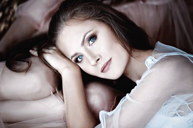 Girl Portrait Hair - Free photo on Pixabay (231657)