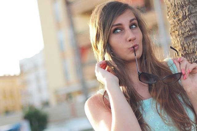 Girl Posing Sunglasses - Free photo on Pixabay (231661)
