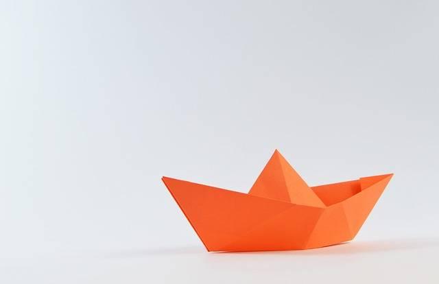 Origami Paper Sailing - Free photo on Pixabay (234844)