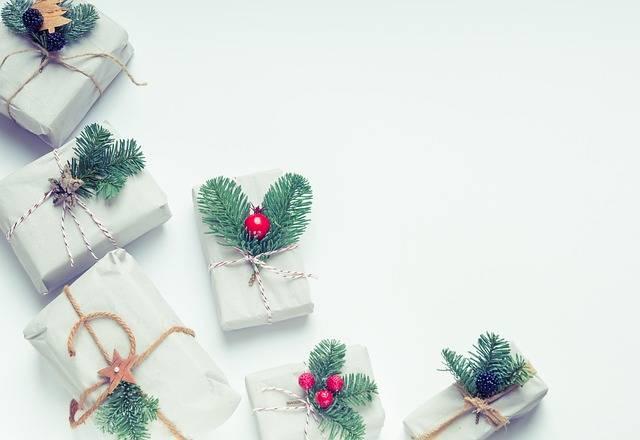 Christmas Presents Kado - Free photo on Pixabay (234965)