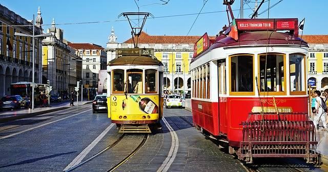 Tram Lisbon Portugal - Free photo on Pixabay (235840)