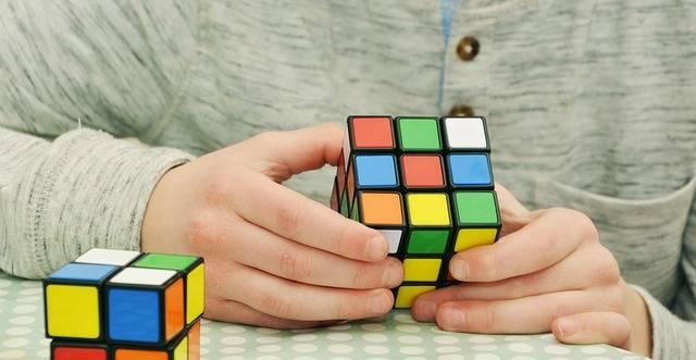 Magic Cube Patience Tricky - Free photo on Pixabay (243821)