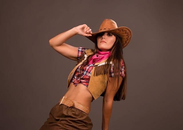 Cowgirl Girl Woman - Free photo on Pixabay (243826)