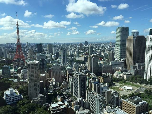 Tokyo Japan City - Free photo on Pixabay (246154)