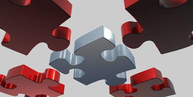 Puzzle Share 3D - Free image on Pixabay (246646)