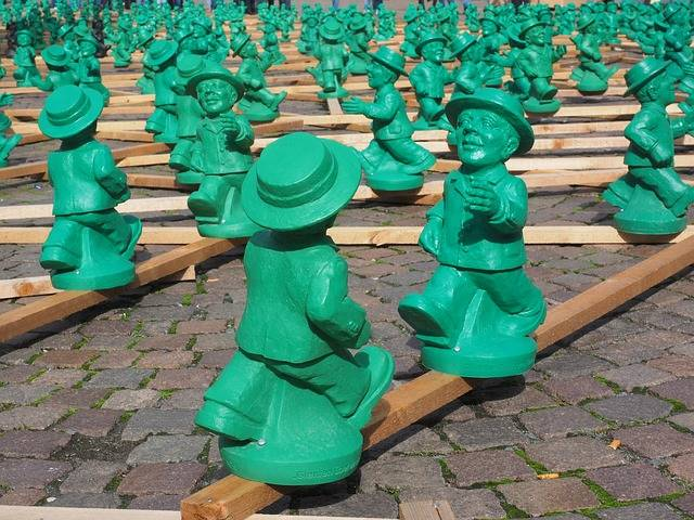 Green Men Art Artwork A Symbol Of - Free photo on Pixabay (251104)