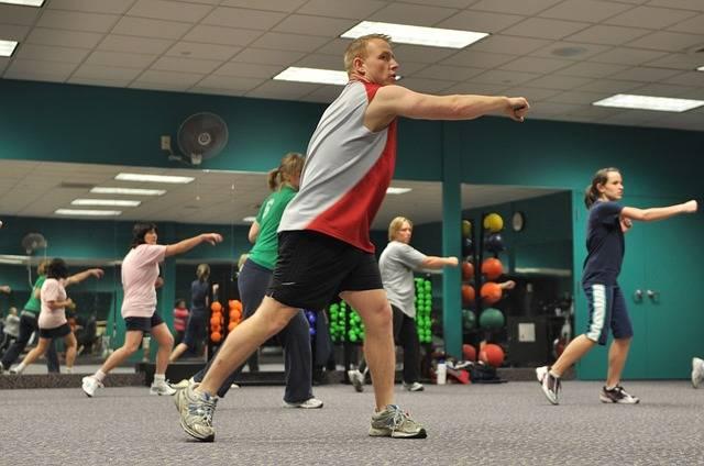 Gym Room Fitness Sport Gymnatique - Free photo on Pixabay (256864)