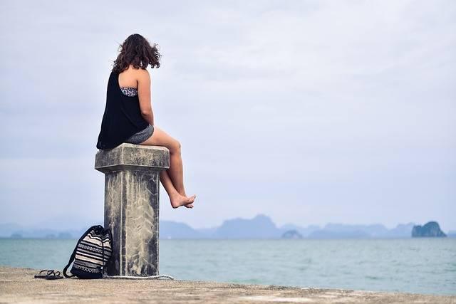 Person Women Distance - Free photo on Pixabay (256940)