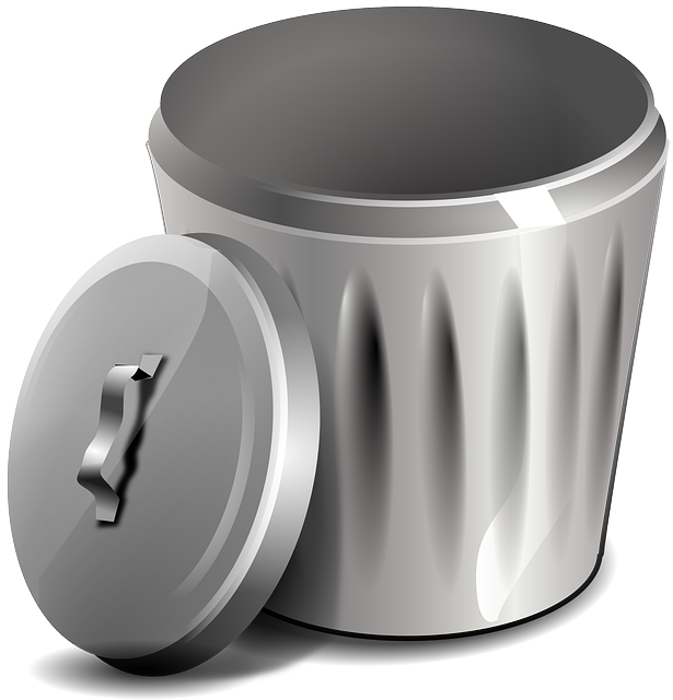 Garbage Basket Bin - Free vector graphic on Pixabay (259268)