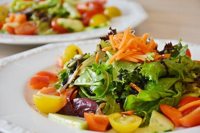 Salad Fresh Food - Free photo on Pixabay (259690)