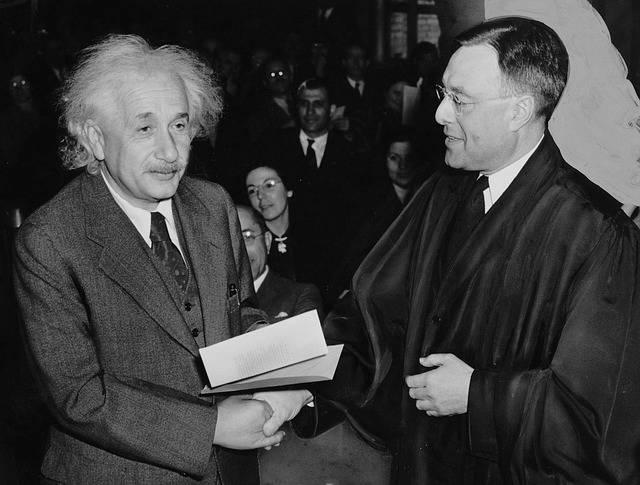 Albert Einstein Scientists - Free photo on Pixabay (260142)