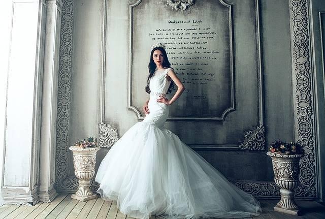 Wedding Dresses Bride Extravagant - Free photo on Pixabay (261643)