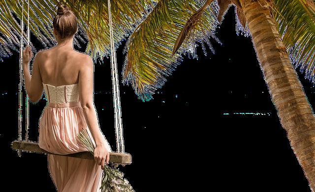 Beach Woman Holidays Beautiful - Free photo on Pixabay (262145)