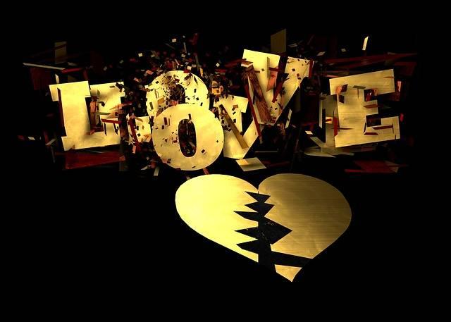 Heart Broken - Free image on Pixabay (263055)