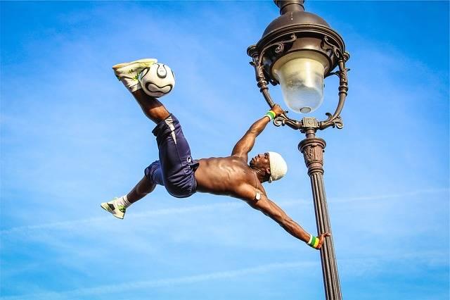Fitness Athlete Soccer - Free photo on Pixabay (263636)