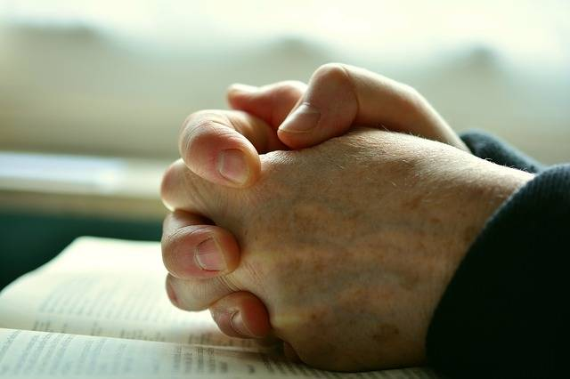 Pray Hands Praying - Free photo on Pixabay (267826)