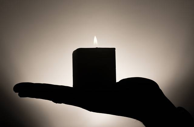 Candle Meditation Hand - Free photo on Pixabay (268307)